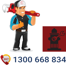 fire mains service and repair
