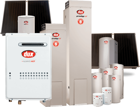 Dux Hot Water System Melbourne