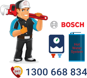 Bosch Hot Water System