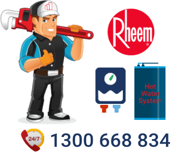 Rheem Hot Water System Melbourne