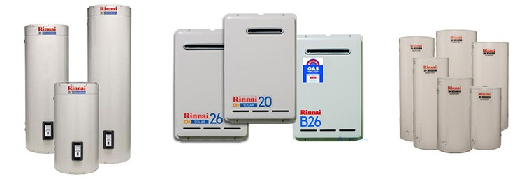 Rinnai Hot Water System Melbourne